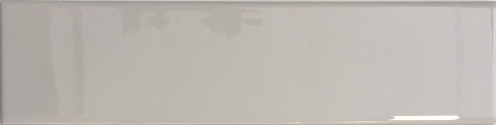 Coral Reef Subway Collection Light Grey Gloss 65x265x8mm