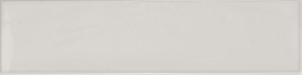 Boho Bianco Matt White Italian Ceramic Subway Tile 75x300x10mm