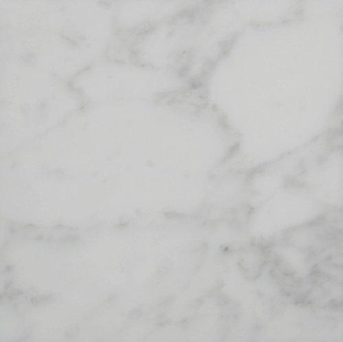 Carrara Gioia Venato Honed Tile 150x150x10mm