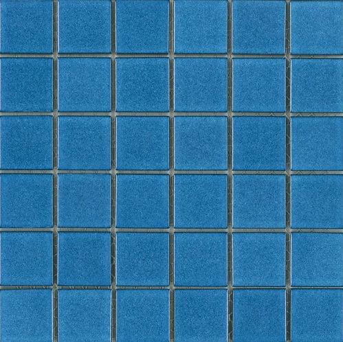 St Martin Blue Haze Mosaic 297x297x4mm (47x47mm chip)