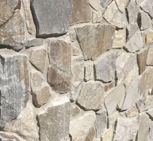 Cooma Random Loose Stone Walling