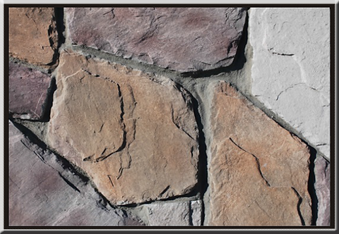 Quarry Stone Merlot Stone Cladding