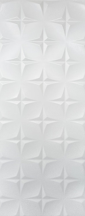 Gemini Matt White Ceramic Rectified 450x1200x10mm