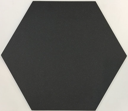 Charcoal Hexagon Honed 300x260x10mm