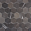 Thumbnail: Porto Pietra Grey Hexagon Honed Mosaic 300x315x10mm