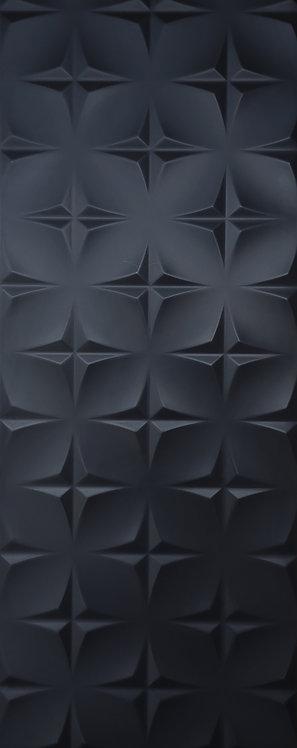 Gemini Matt Black Ceramic Rectified 450x1200x10mm