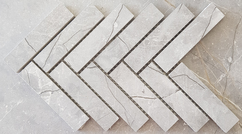 The Commercial Collection Edge Tile Stone