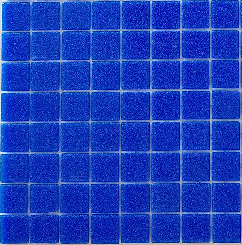 Pacific One VTC20.59 Glass Pool Mosaic 322x322x4mm (20x20mm chip) Hotmelt