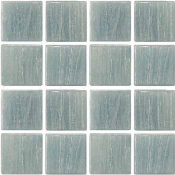 Pacific Two SM34 Glass Pool Mosaic 322x322x4mm (20x20mm chip) Hotmelt