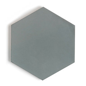 Paradise Quartz Hexagon Encaustic Rect 150x150x15mm