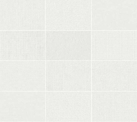 Mossvale White Textured Wall Tile 120x180x10mm