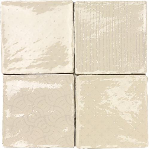Stanford Bone Decor Gloss 100x100x10mm
