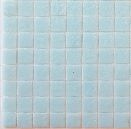 Pacific One FL87 Glass Pool Mosaic 322x322x4mm (20x20mm chip) Hotmelt