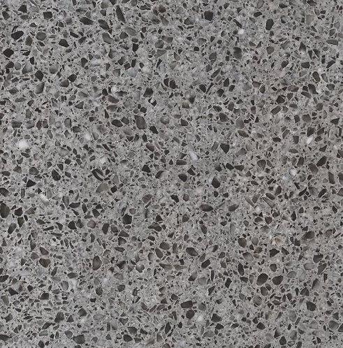 Rox Terrazzo Grigio Polished Rectified 600x600x10mm