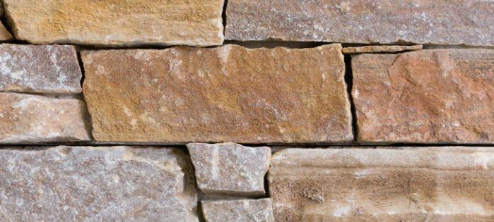 Ledgestone Golden Quartz Stone Panel 152x610mm
