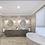 Thumbnail: Riviera White Italian Porcelain Honed Rectified Edge 450x900x10mm