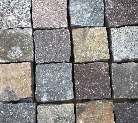 Mayfair Loose Cobble 100x100x25-45mm