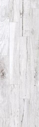 White Oak Matt Rectified Timber Look Porcelain Tile 200x1200x10mm