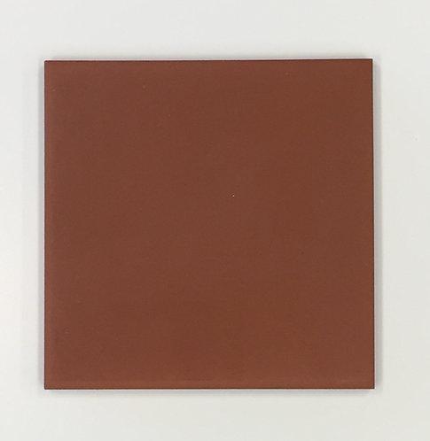 Terracotta Unglazed Matt Square 150x150x6mm