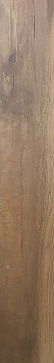 Cedar Lodge Walnut Rectified Edge Timber Look Porcelain Tile 197x1200x10mm