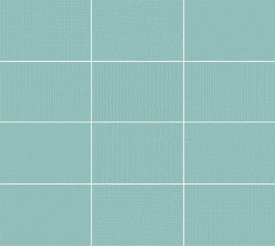 Mossvale Aqua Textured Wall Tile 120x180x10mm