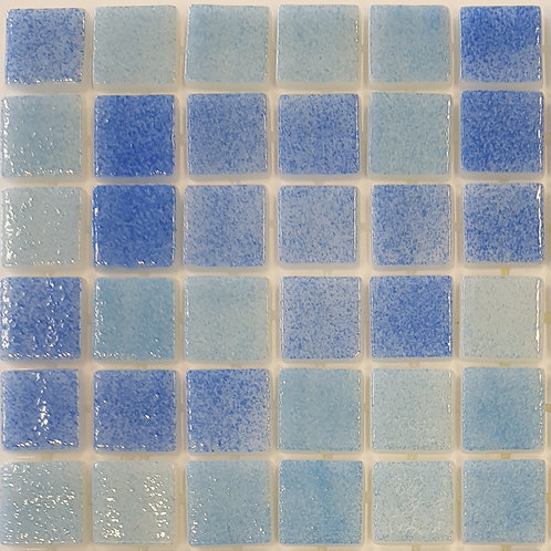 Kona Tetra Glass Mosaic 310x310x4mm (25x25mm chip)