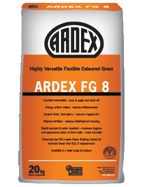 Ardex FG8 Grout 20Kg