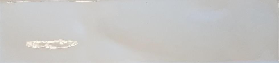 Lush Bianco Gloss Textured Subway 75x300mm