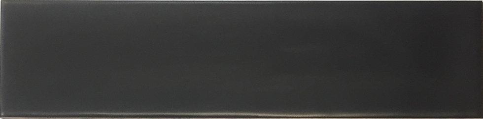 Coral Reef Subway Collection Black Matt 65x265x8mm