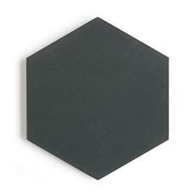 Paradise Ash Hexagon Encaustic Rect 150x150x15mm