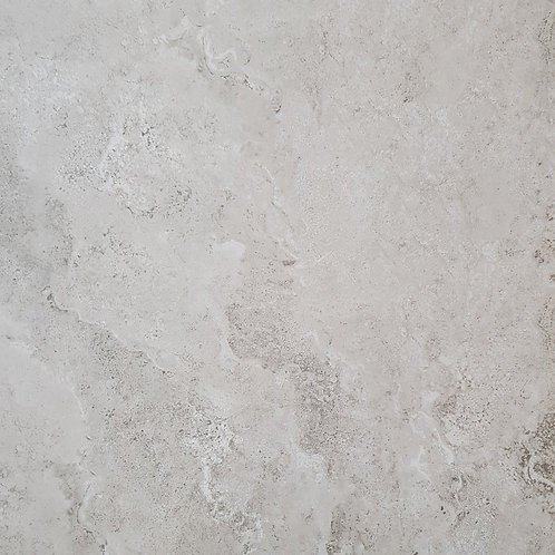 Waved Silver Travertine Porcelain Rectified 600x600x10mm