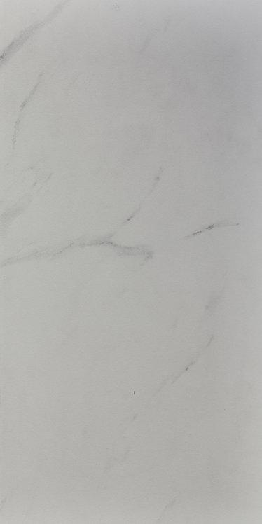 Carrara Porcelain Matt Pressed Edge 300x600mm