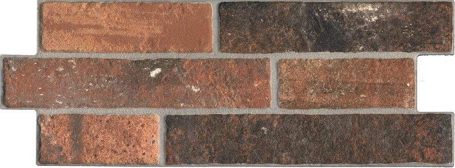 St James Red Brick Interlock R10 160x400x8/10mm
