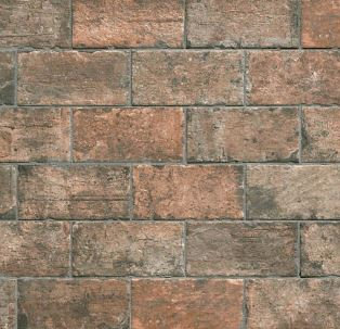 New York Chelsea Brick Matt Pressed Edge 100x200x10mm