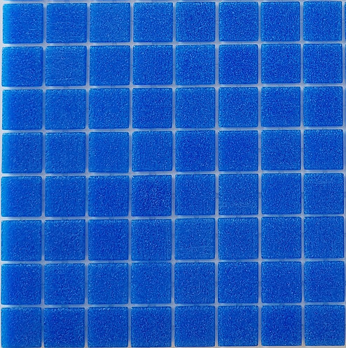 Pacific One VTC20.64 Glass Pool Mosaic 322x322x4mm (20x20mm chip) Hotmelt