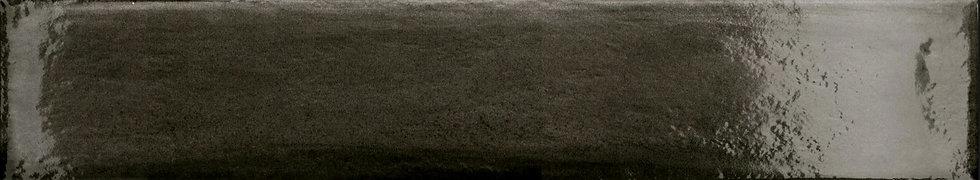 Kings Canyon Nero Gloss Subway Pressed Edge 75x400x8mm