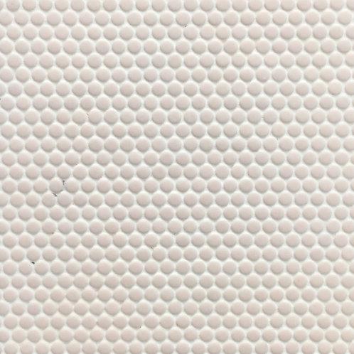 Circlets Mistyrose Enamel Glass Matt Mosaic 310x312x5mm