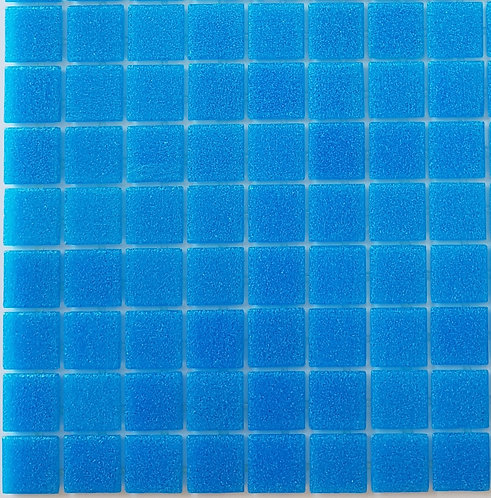 Pacific One VTC20.50 Glass Pool Mosaic 322x322x4mm (20x20mm chip) Hotmelt