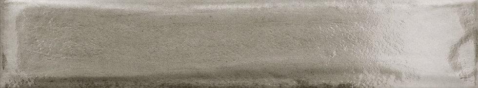 Kings Canyon Grey Gloss Subway Pressed Edge 75x400x8mm