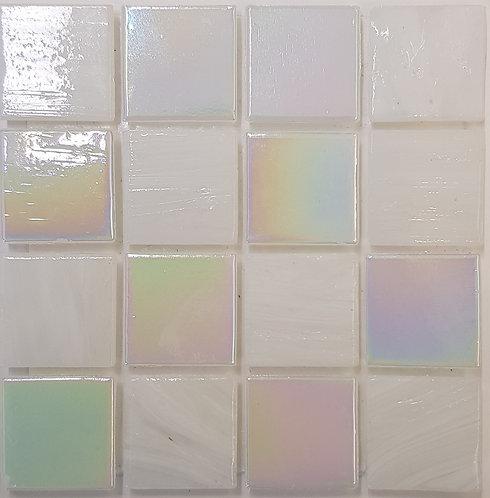 Pacific Two Grace Glass Pool Mosaic 322x322x4mm (20x20mm chip) Hotmelt