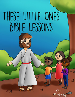 This Little Ones Bible Lessons