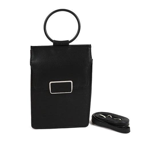 Ladies Wallet Bag - Black