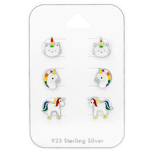 Earring Tripack - E10