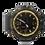 Thumbnail: Smael Sports Watch - Black, Gold
