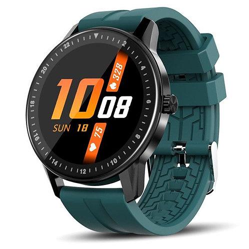 KOS 2 Smart Watch - Green & Black