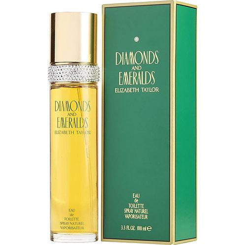 Diamonds & Emeralds by Elizabeth Taylor - 3.3 EDT