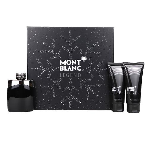 Mont Blanc Legend - 3 Piece Set