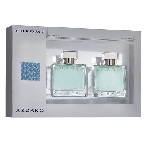 Azzaro Chrome - Gift Set