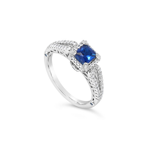 Royale Ring - Blue