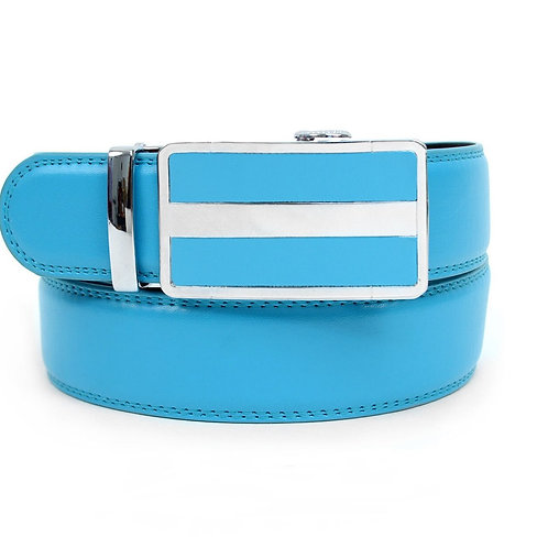 Turquoise Slide Belt